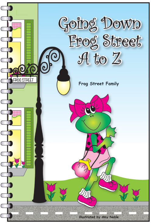 GOING DOWN FROG STREET A TO Z