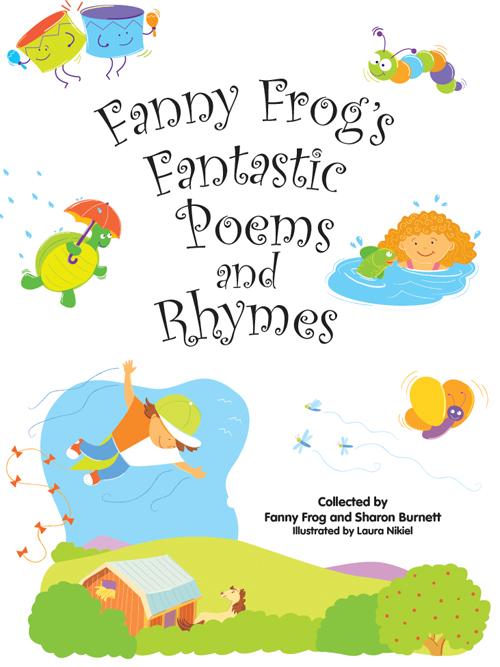 FANNY FROG'S FANTASTIC POEMS &