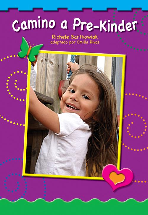 Camino A Pre-Kinder Big Book