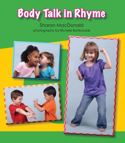 Body Talk In Rhyme Big Book