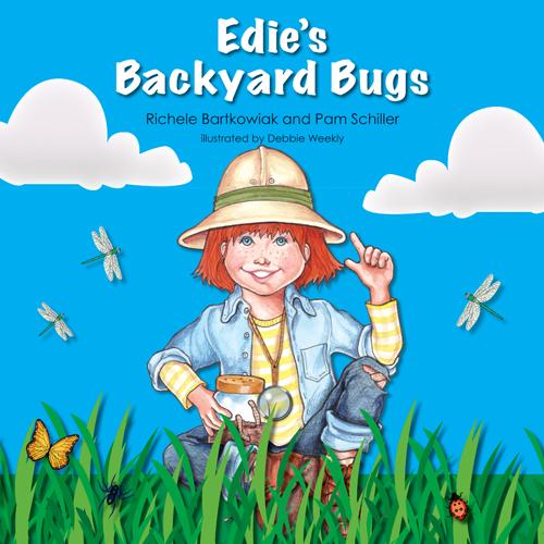 Edie'S Backyard Bugs