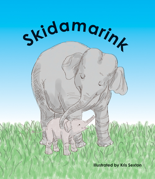Skidamarink Small Book