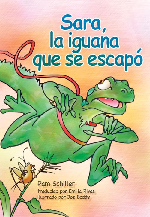 Sara La Iguana Que Se Escapo B