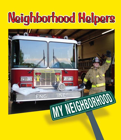 Neighborhood Helpers Small Boo