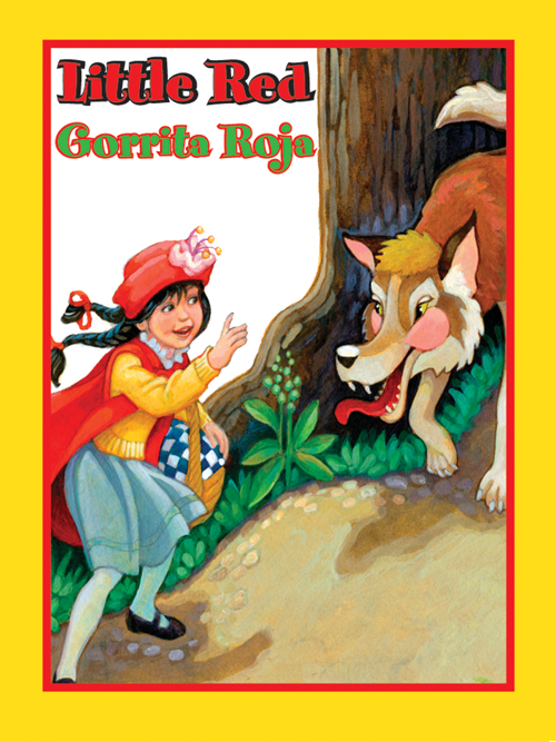 Little Red Bilingual Story