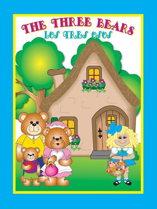 The Three Bears Bilingual Stor