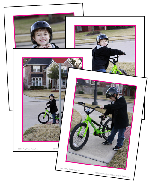 Bike Safety Cards