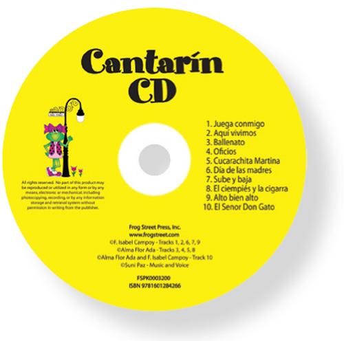 Cantarin Cd