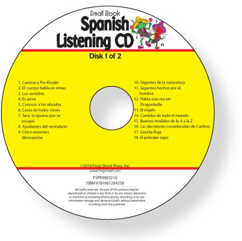 Spanish Listening Cd