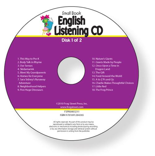 English Listening Cd