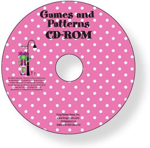 Games & Patterns Cdrom