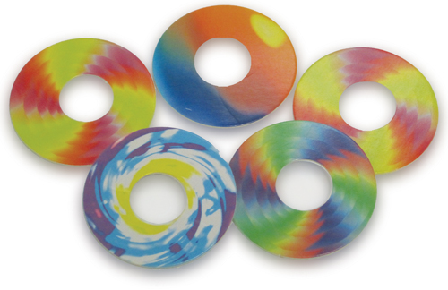Rainbow Peepholes