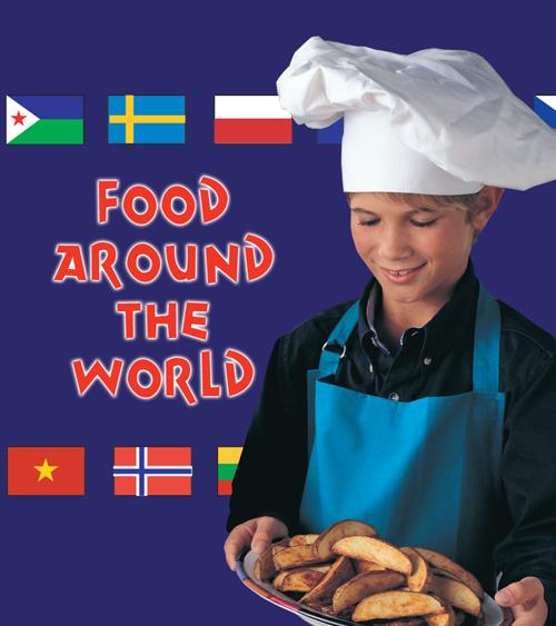 Food Around The World Big Book
