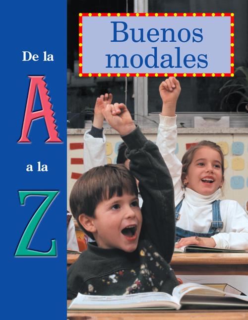Buenos Modales De La A A La Z