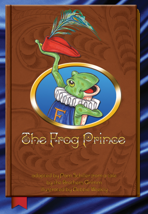 The Frog Prince Small Book