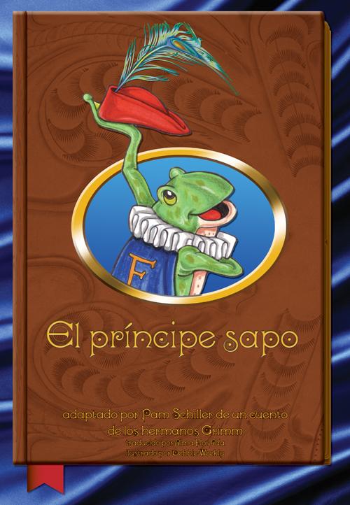 El Principe Sapo Small Book