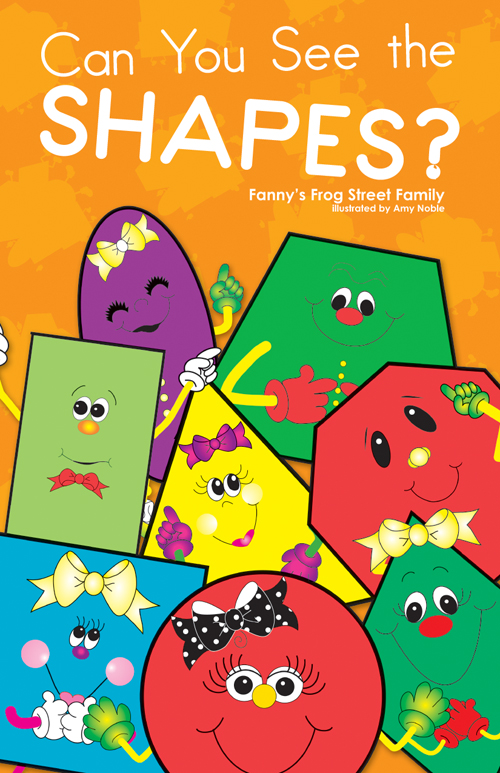 Can You See Shapes? Big Book