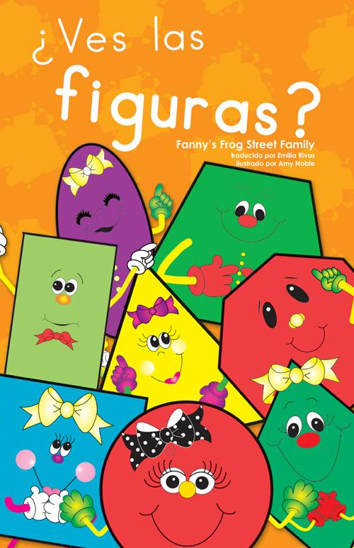 Ves Las Figuras? Small Book