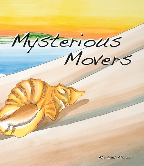 Mysterious Movers Small Book