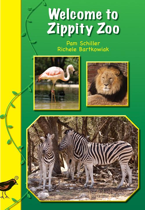 Welcome To Zippity Zoo Small B