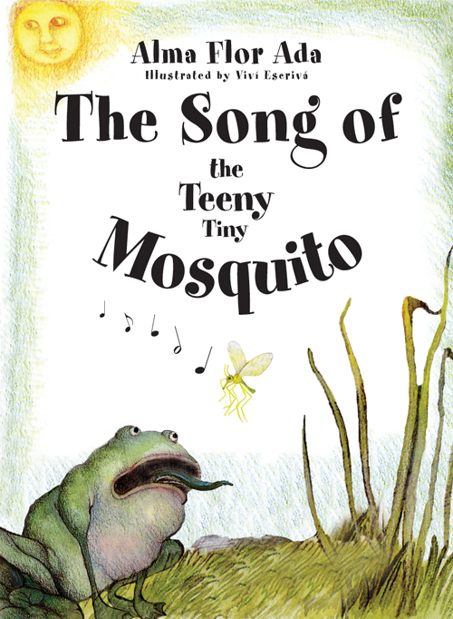 The Song Of The Teeny Tiny Mos