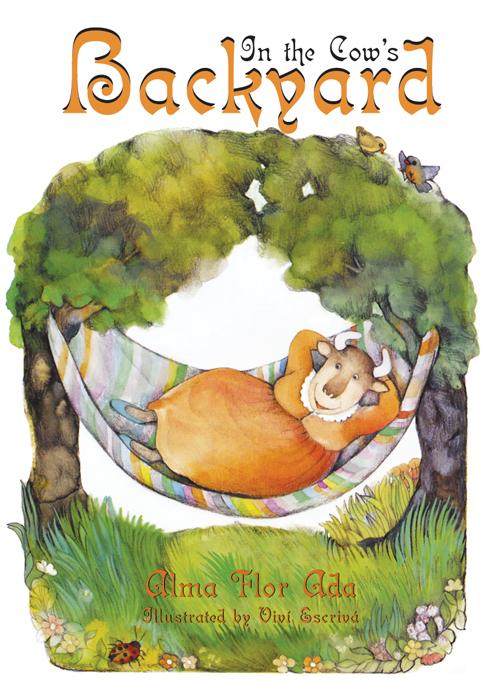 In The Cow'S Backyard Big Book