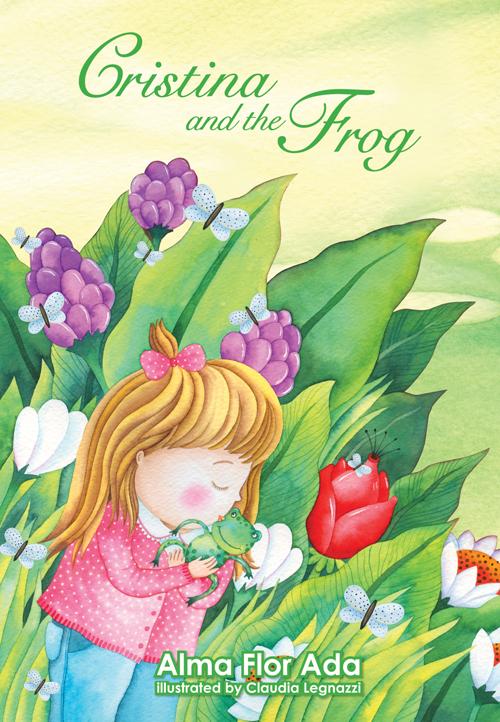 Cristina And The Frog Big Book