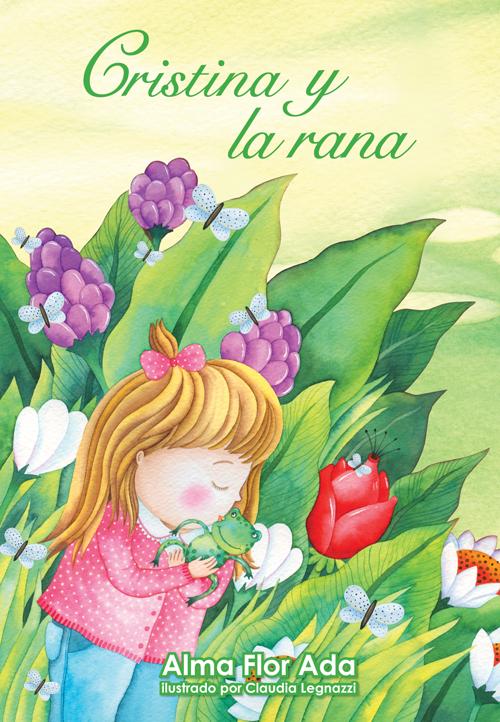 Cristina Y La Rana Big Book