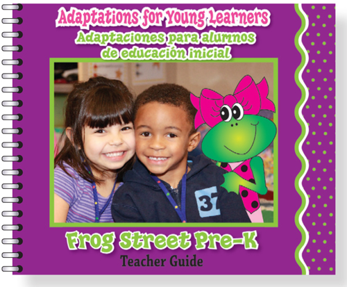 Adaptations For Young Learners