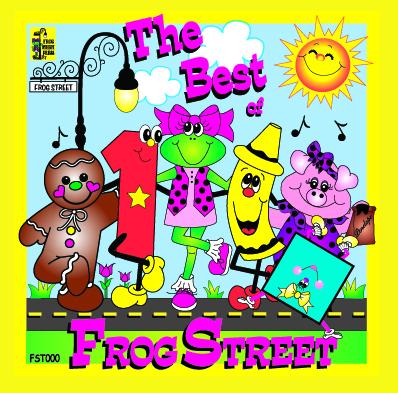 Best Of Frog Street Cd