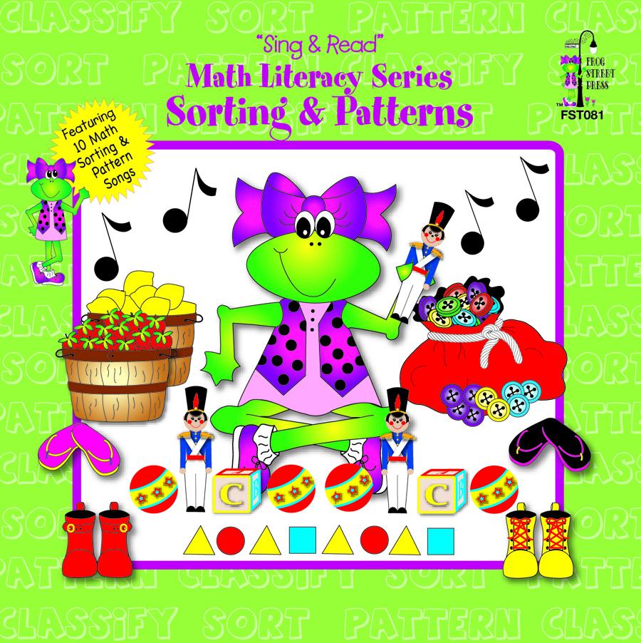 Sorting & Patterns Music Cd